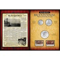 American Coin Treasures New York Times Bicentennial Coin Collection