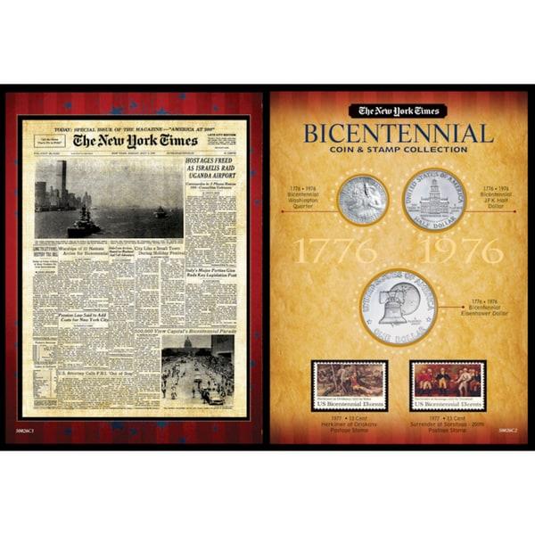 American Coin Treasures New York Times Bicentennial Coin Collection