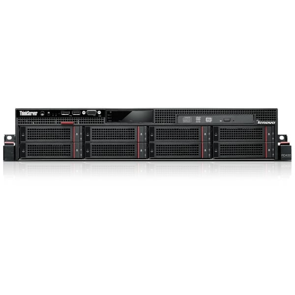 Lenovo ThinkServer RD430 3064G2U 2U Rack Server - 1 x Intel Xeon E5-2