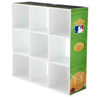 My Owners Box MLB 9-cube Storage Oraganizer