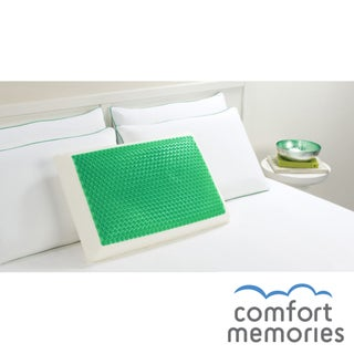 Homedics Premium Memory Foam Traditional Bed Pillow : Homedics Premium Memory Foam Traditional Pillow Bed Mattress Sale