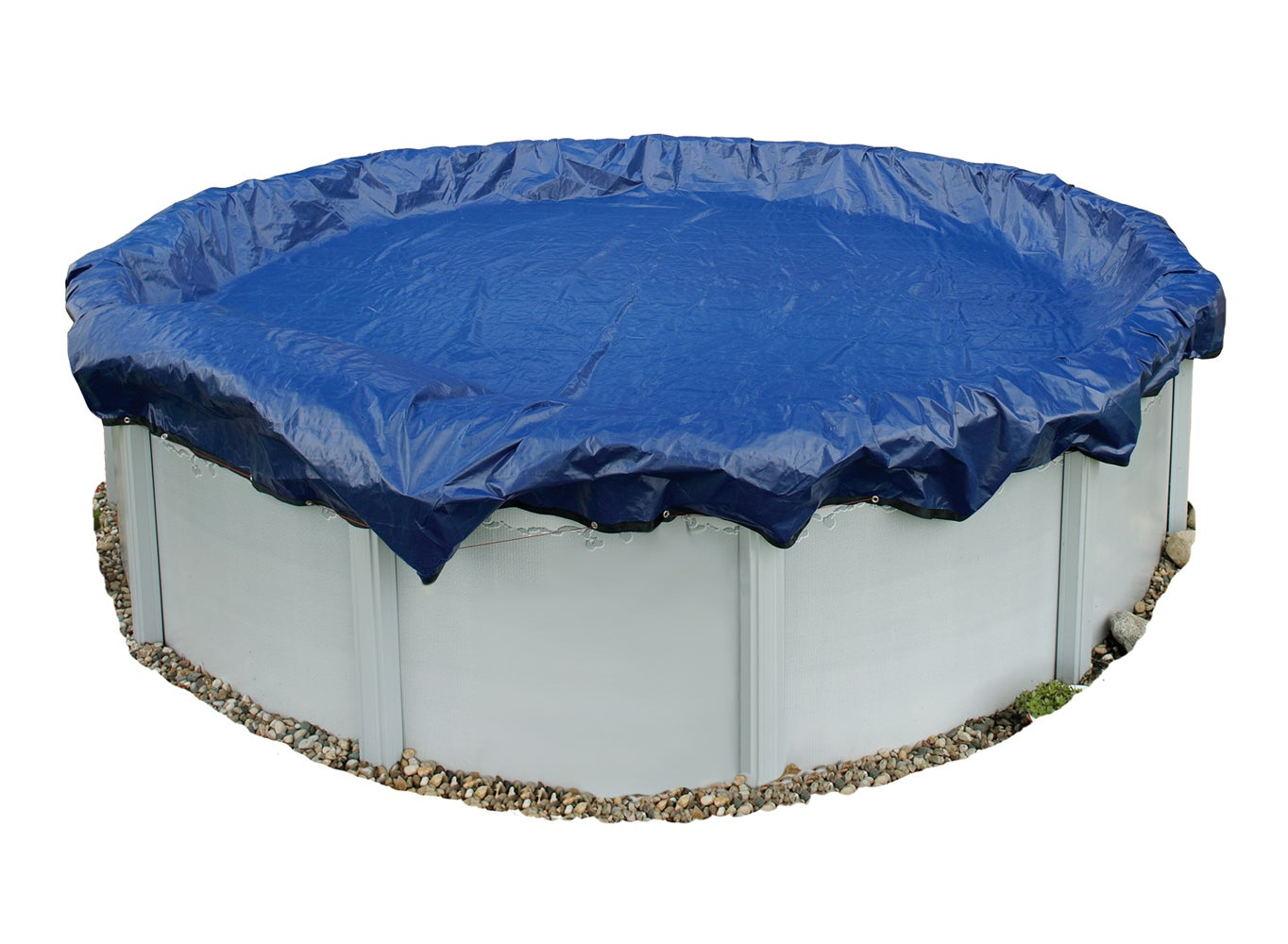 Dirt Defender Gold 15-Year 12-ft Round Above Ground Pool Winter Cover