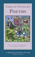 Edmund Spenser's Poetry: Authoritative Texts, Criticism (Paperback)