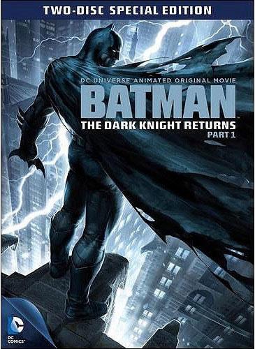 Batman: The Dark Knight Returns - Part 1 (DVD)