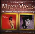 MARY WELLS - COMPLETE 20TH CENTURY FOX RECORDINGS