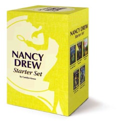 Nancy Drew Starter Set (Paperback)