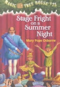 Stage Fright on a Summer Night (Paperback)