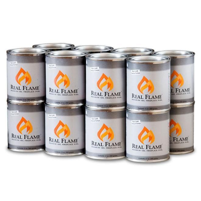 Real Flame 13-oz Gel Fuel (Case of 16) at Sears.com