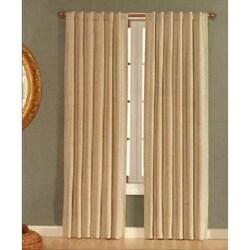 Brielle Home Manhattan 84-inch Ivory Panel Pair