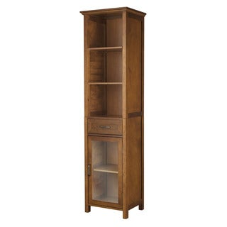 Chamberlain Linen Tower Storage Cabinet