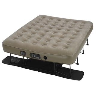 Instabed EZ Bed Never Flat Pump Queen-size Airbed