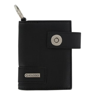 Rolodex Black 36-card Personal Business Card Case