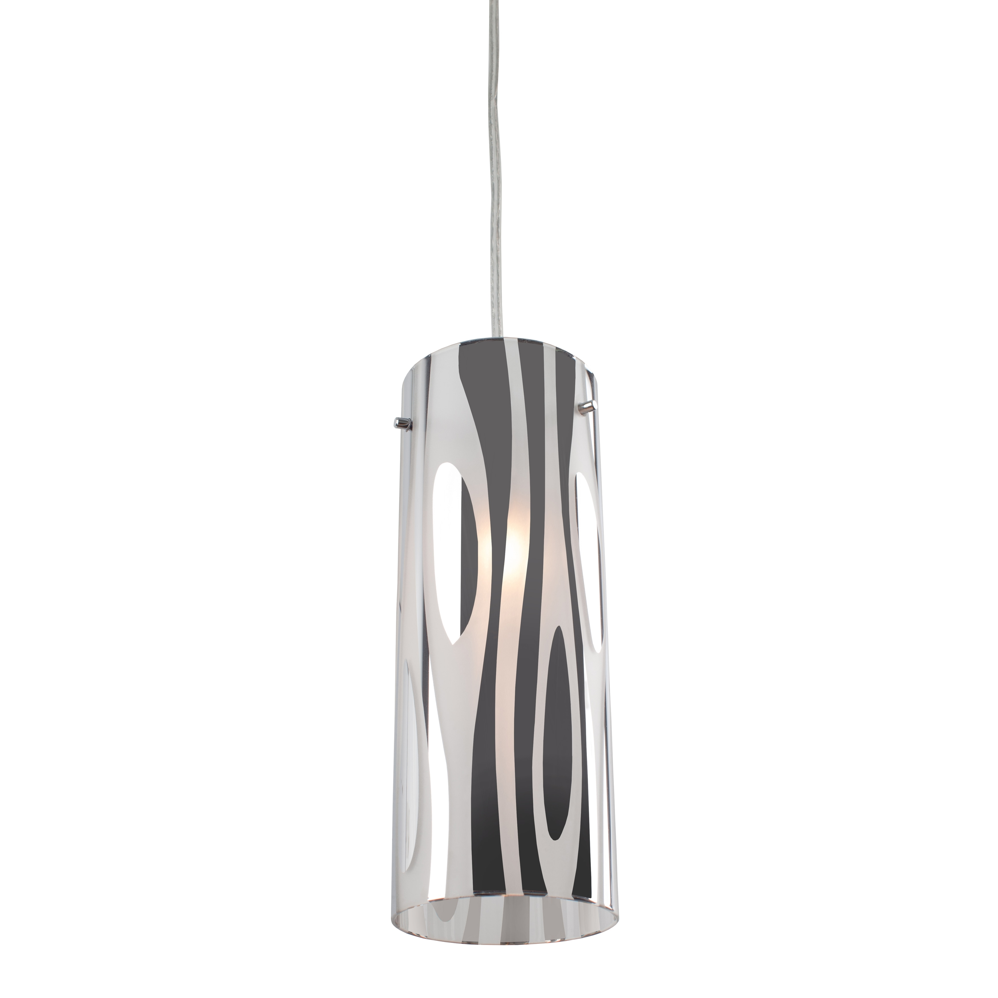 Alternating Current Chroman Empire 1-light Chrome Pendant
