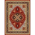 Safavieh Lyndhurst Collection Red/ Black Rug (9&#39; x 12&#39;)