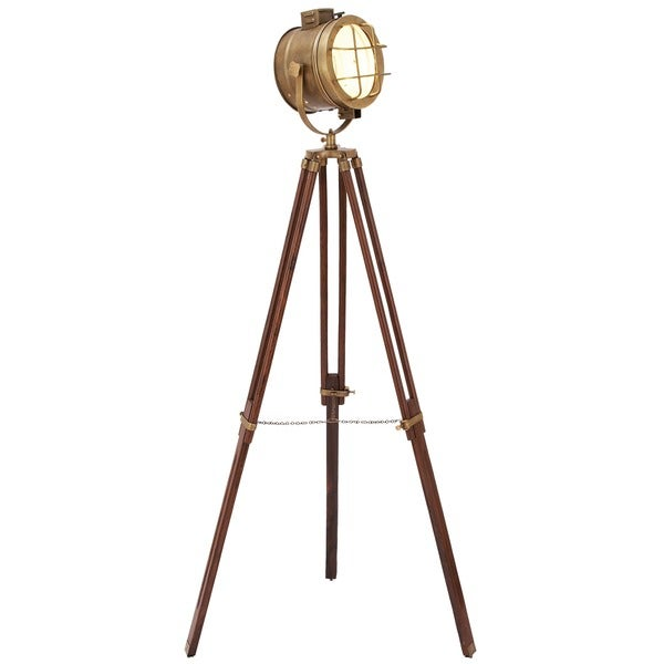 Cinema Studio Floor Prop Light with Tripod Lamp