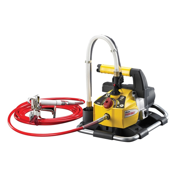Wagner ProCoat 2800 PSI Airless Paint Sprayer