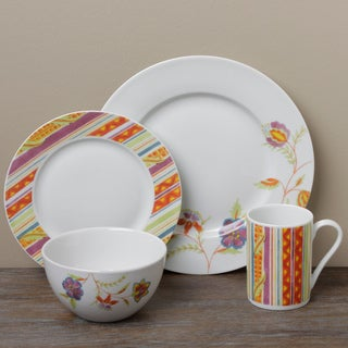 Tabletops Unlimited Fiorina 16-piece Dinnerware Set