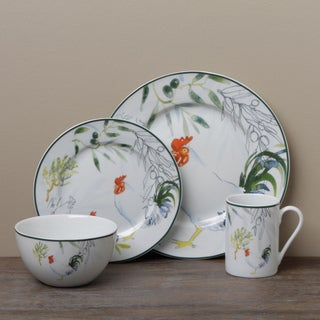Tabletop Gallery 'Provance' Rooster 16-piece Dinnerware Set