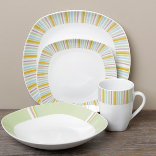 Tabletops Unlimited Capri 16-piece Dinnerware Set