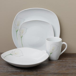 Tabletops Unlimited Sienna 16-piece Dinnerware Set
