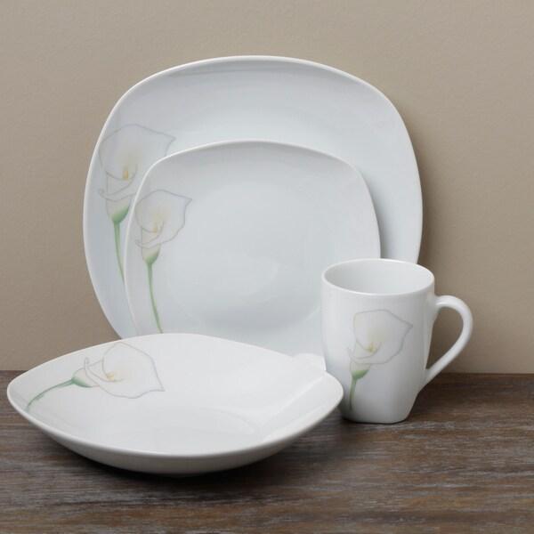 Tabletops Unlimited Sienna 16-piece Dinnerware Set