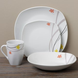 Tabletop Unlimited 'Pisa' 16-piece Dinnerware Set
