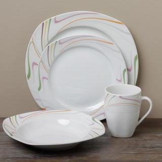 Tabletop Unlimited 'Sicily' 16-piece Dinnerware Set