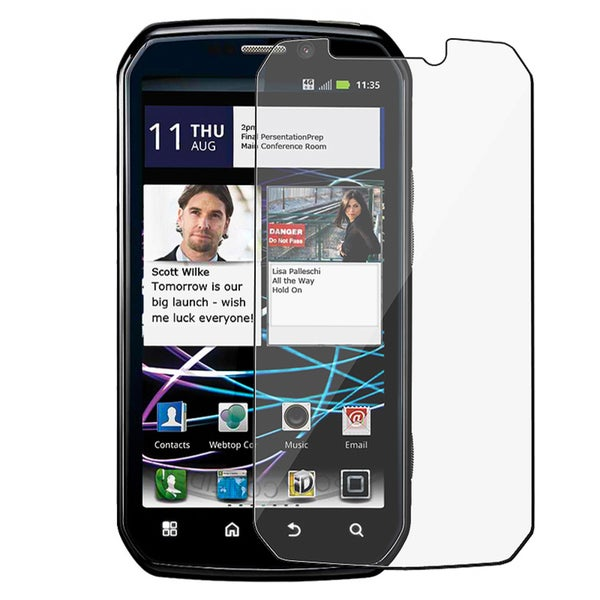 INSTEN Clear Screen Protector for Motorola Photon 4G MB855
