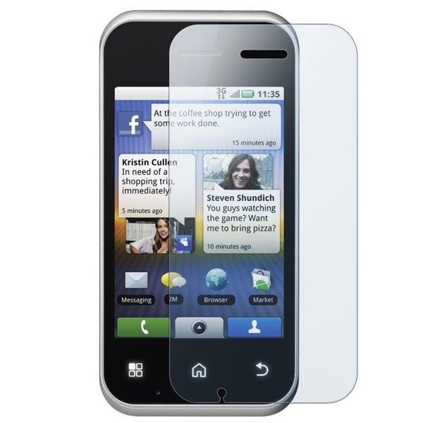 BasAcc Screen Protector for Motorola MB300/ Backflip