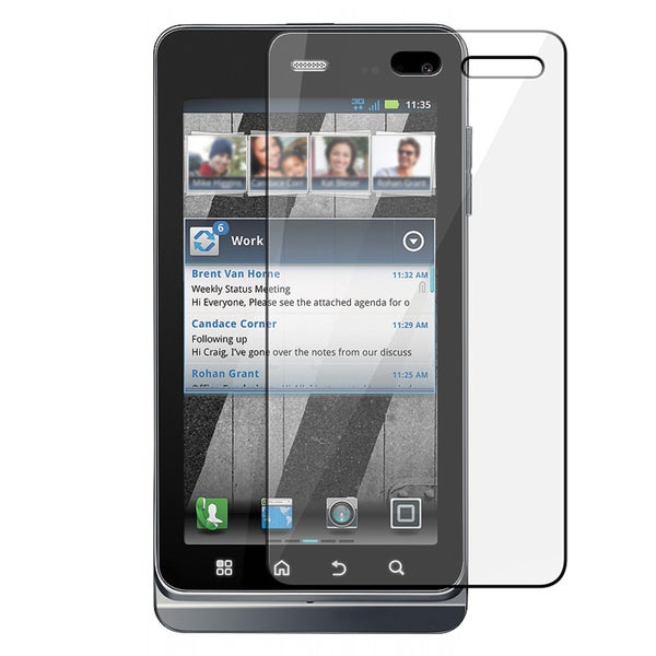 INSTEN Clear Screen Protector for Motorola Droid 3 XT862