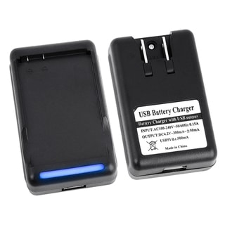 BasAcc Battery Desktop Charger for Motorola Droid 3 XT862