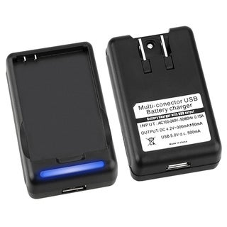 BasAcc Battery Desktop Charger for Motorola Atrix 4G MB860