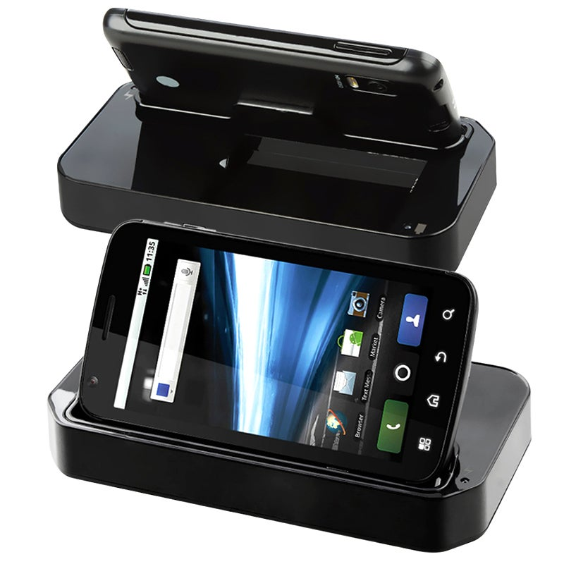 BasAcc Multi-function Cradle for Motorola Atrix 4G MB860