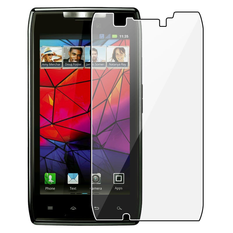 BasAcc Anti-glare Screen Protector for Motorola Droid RAZR XT910