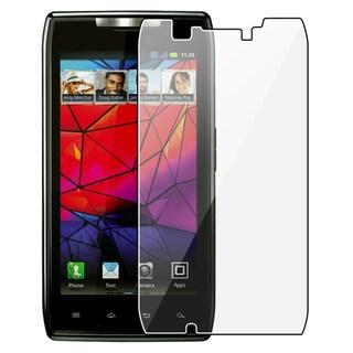 BasAcc Anti-glare Screen Protector for Motorola Droid RAZR XT910