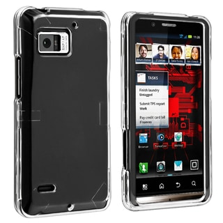 BasAcc Crystal Snap-on Case for Motorola Droid Bionic XT875