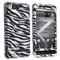 BasAcc Silver/ Black Snap-on Case for Motorola Droid Xtreme MB810