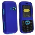 BasAcc Dark Blue Snap-on Rubber Coated Case for LG Cosmos VN250