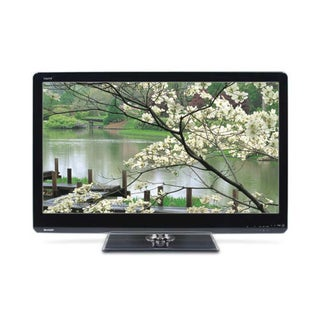 Sharp AQUOS LC60LE810UN 60-inch 1080p 120Hz LED TV (Refurbished)