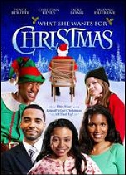 What She Wants for Christmas (DVD)