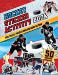 Hockey Sticker Activity Book (Paperback)