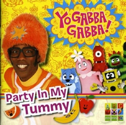 YO GABBA GABBA! - PARTY IN MY TUMMY