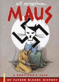 Maus a Survivors Tale: My Father Bleeds History (Paperback)