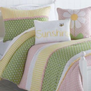 Big Believers Lazy Daisy 3-piece Comforter Set
