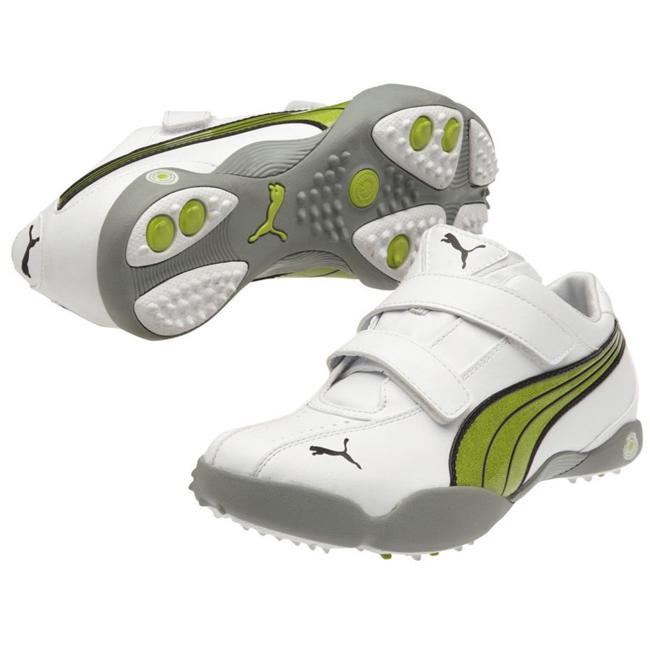 Womens White / Lime Puma Tallula Alt Golf Shoes Today: $81.99 Add to