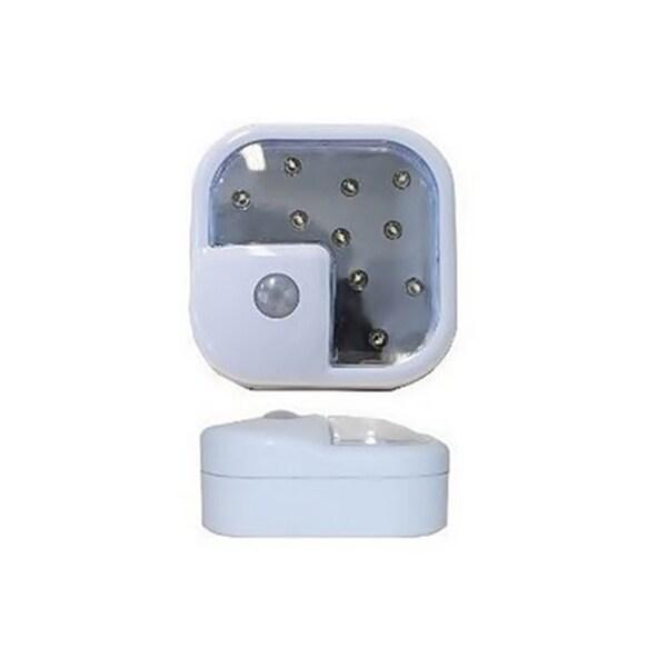 10 super bright led wireless motion sensor light 14731680. Black Bedroom Furniture Sets. Home Design Ideas