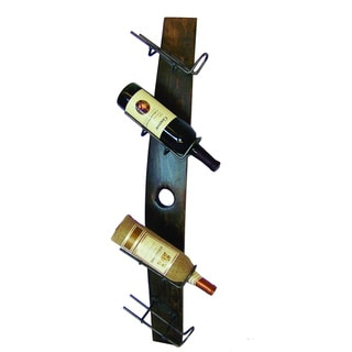 4 Bottle Wall Wine Rack