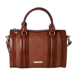 Burberry 3832204 Medium Alchester Leather Bowler Bag