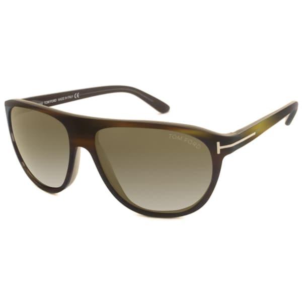 Tom Ford Men's Gabriel TF0196 Aviator Sunglasses