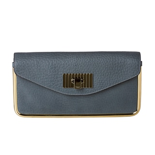 Chloe Sally Leather Clutch